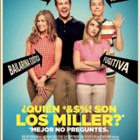 """La nueva comedia de Jennifer Aniston, """"¿Quién &$%! Son los Miller?"""", descendió hasta el quinto lugar con 21.770 asistentes, superando los 221 mil espectadores en tres semanas. Foto: Difusión"""