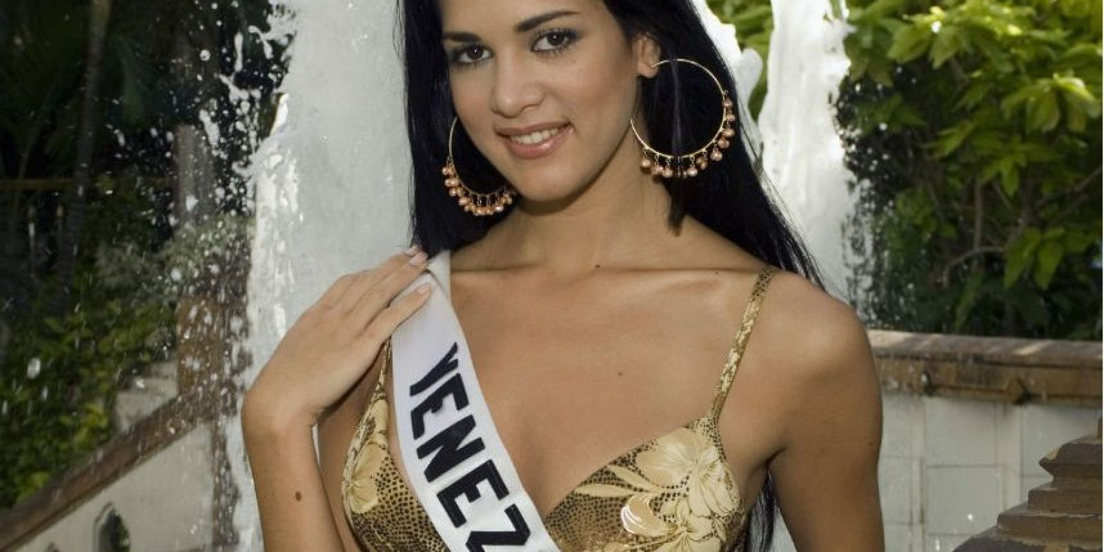 La actriz, modelo y reina de belleza venezolana fue asesinada en un intento de robo el pasado 6 de enero de 2014. Foto:Getty Images