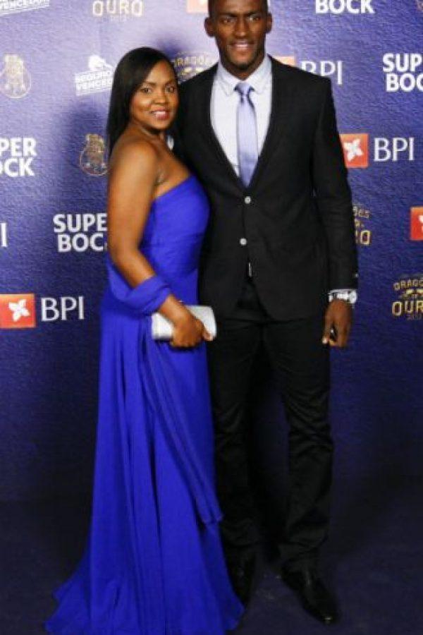 Tatiana Caicedo es la esposa de Jackson Martínez