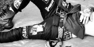 7. Punks. Los rebeldes amantes del Punk alcanzaron un 7.5% Foto:Tumblr