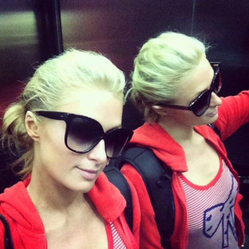 Ahora, Hilton está saliendo de Colombia para llegar a Nueva York Foto:Instagram/Paris Hilton