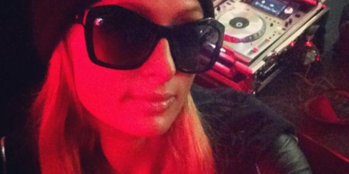 VIDEO: Paris Hilton enciende la fiesta en Colombia