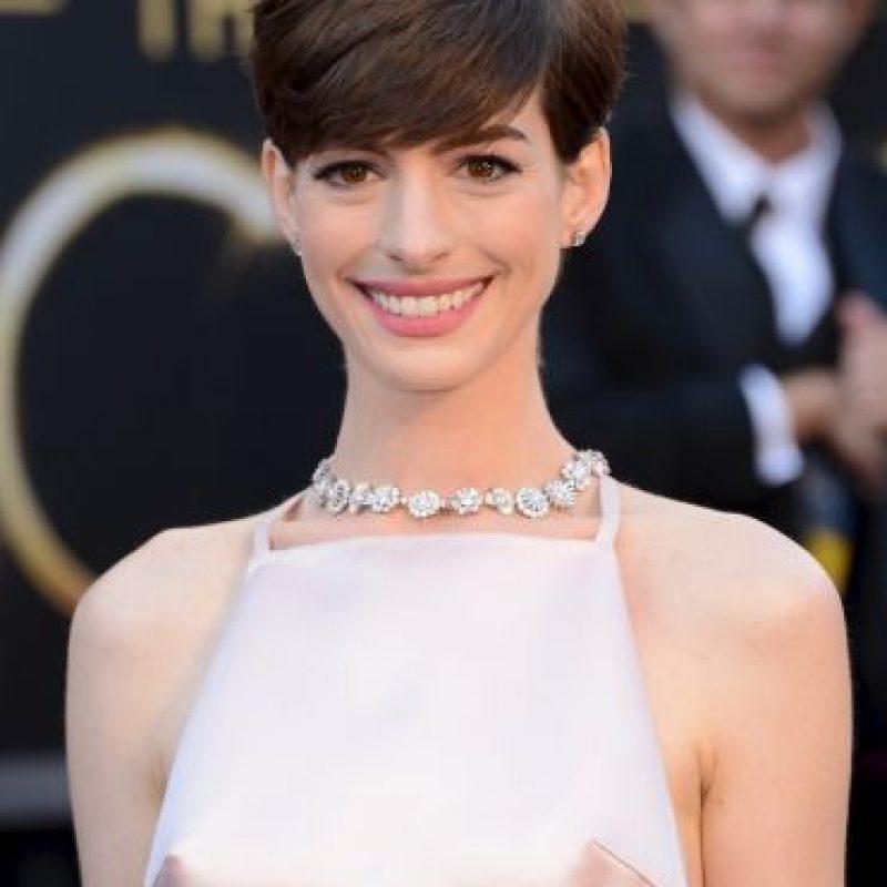 La actriz ganó un Oscar Foto:Getty Images