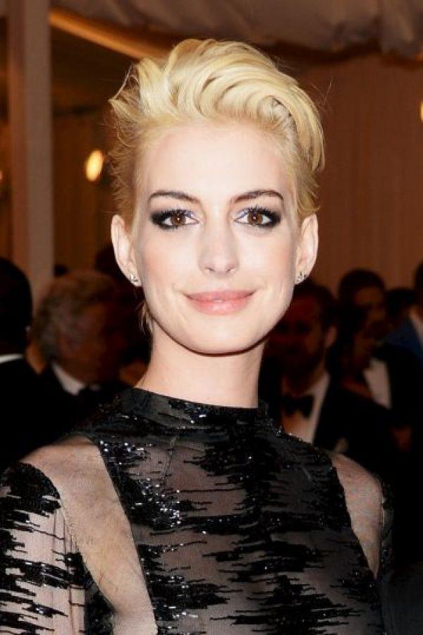 La actriz sufrió con la fama Foto:Getty Images