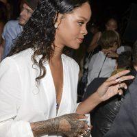 Rihanna también fue víctima de la actriz Foto:Getty Images