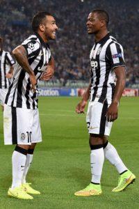 La Juve llega al duelo después de vencer al Malmö Foto:Getty