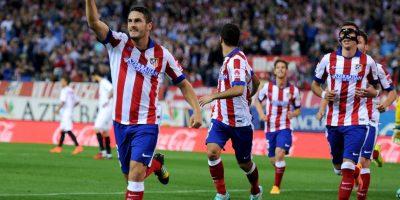 Los españoles necesitan sacar los tres puntos en el Vicente Calderón Foto:Getty