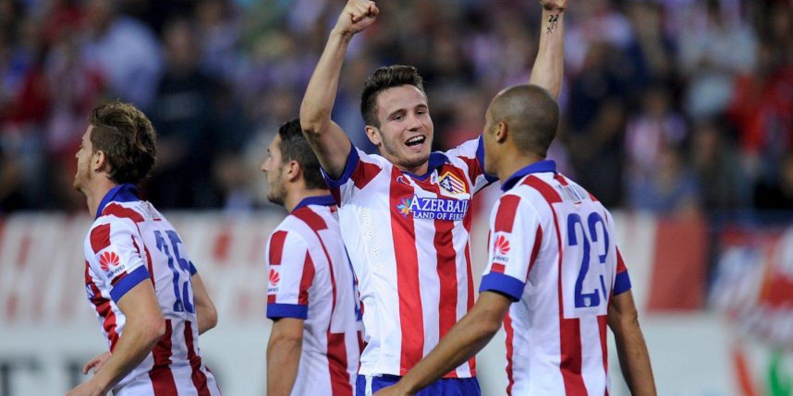 Aunque en la Liga van en tercer lugar, debutaron en Champions con una derrota ante el Olympiacos Foto:Getty
