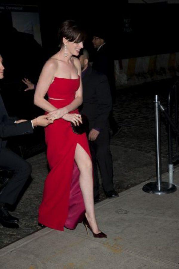 Donde confesó su crisis como actriz Foto:Getty Images