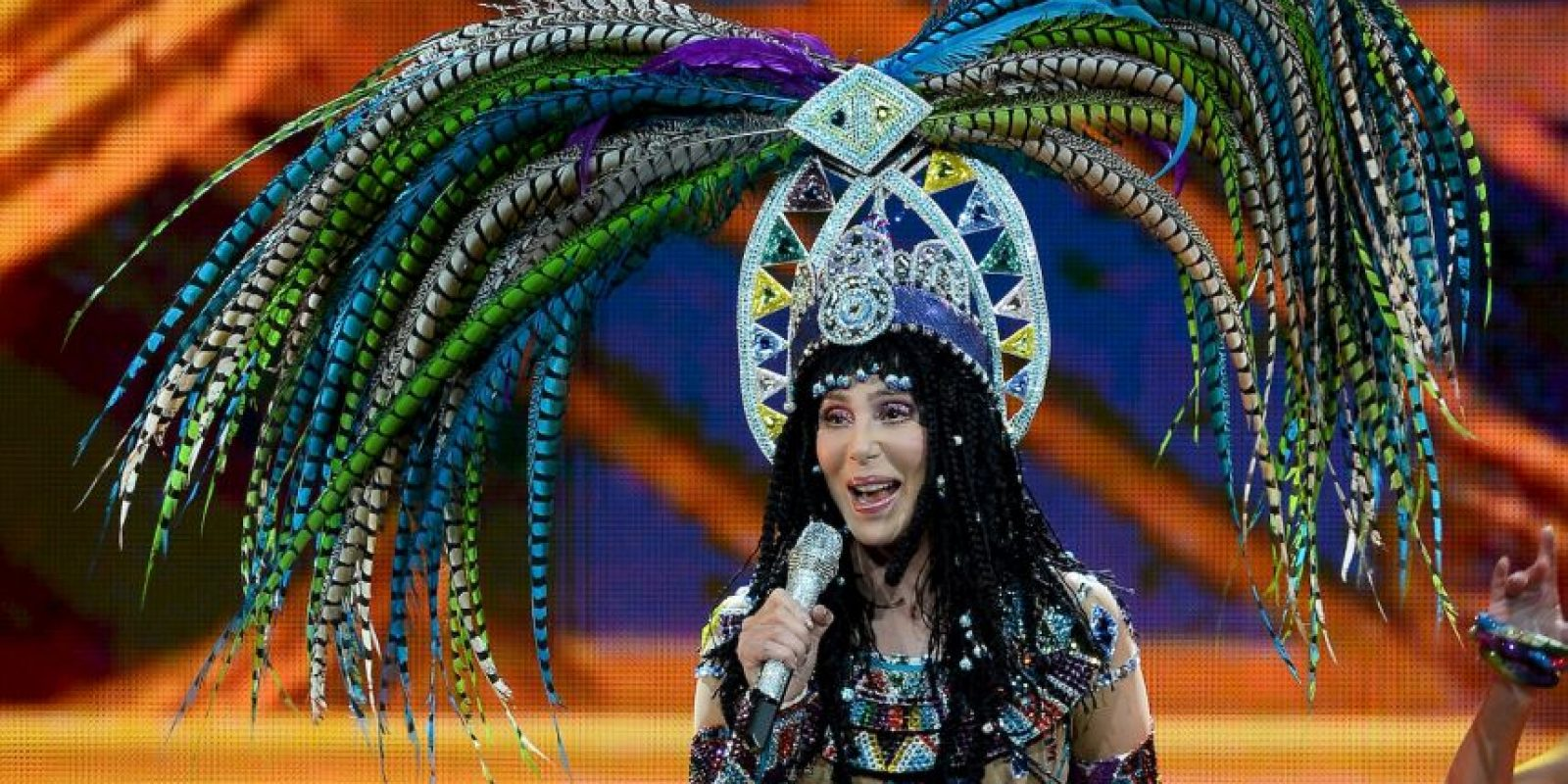 Cher tampoco se salvó de sus ofensas Foto:Getty Images