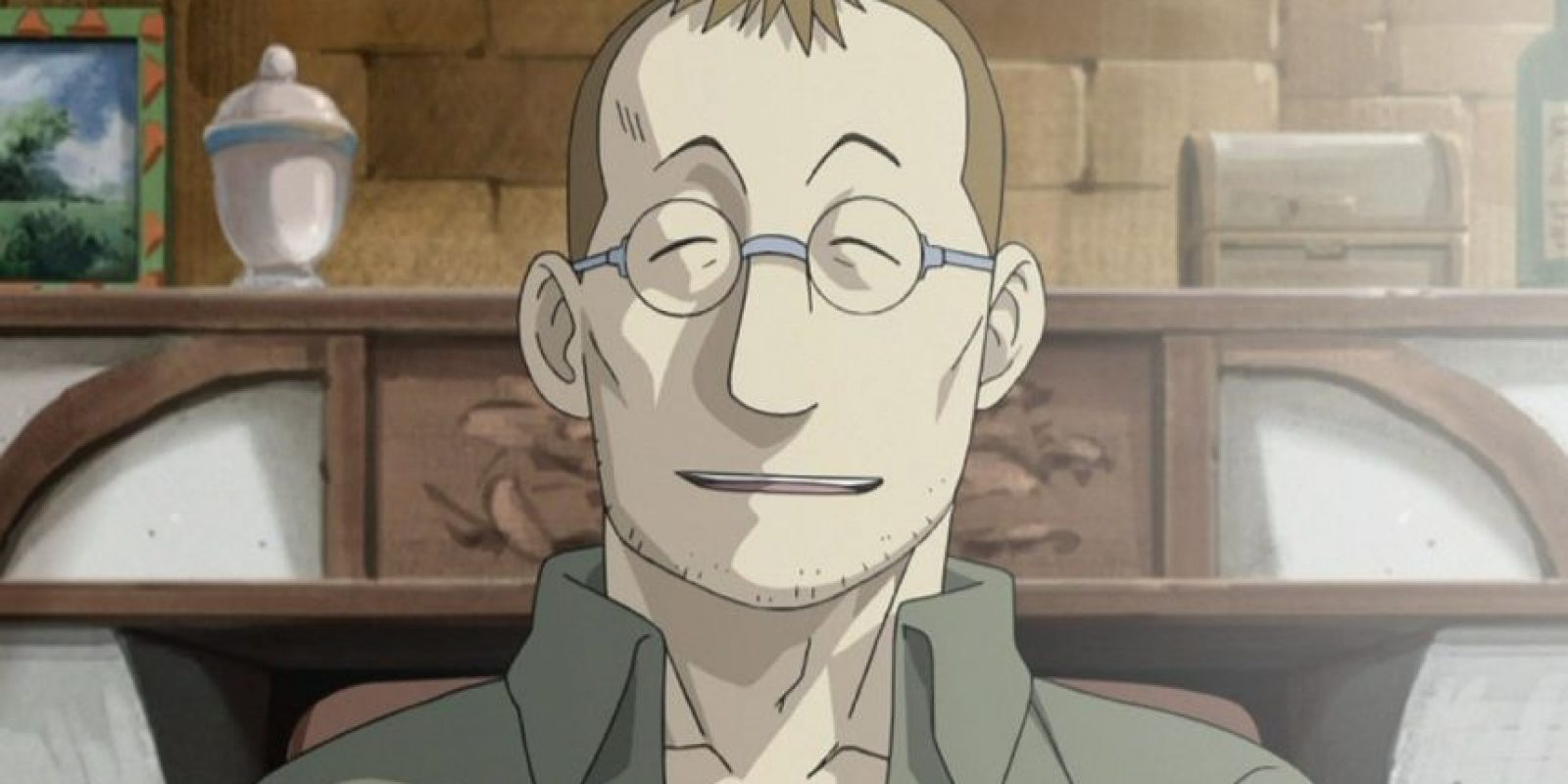 Doctor Tucker (FullMetal Alchemist) Foto:BONES
