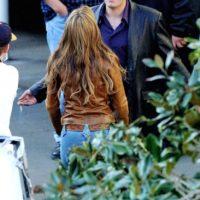 Ella comenzó a salir con Cris Judd Foto:Getty