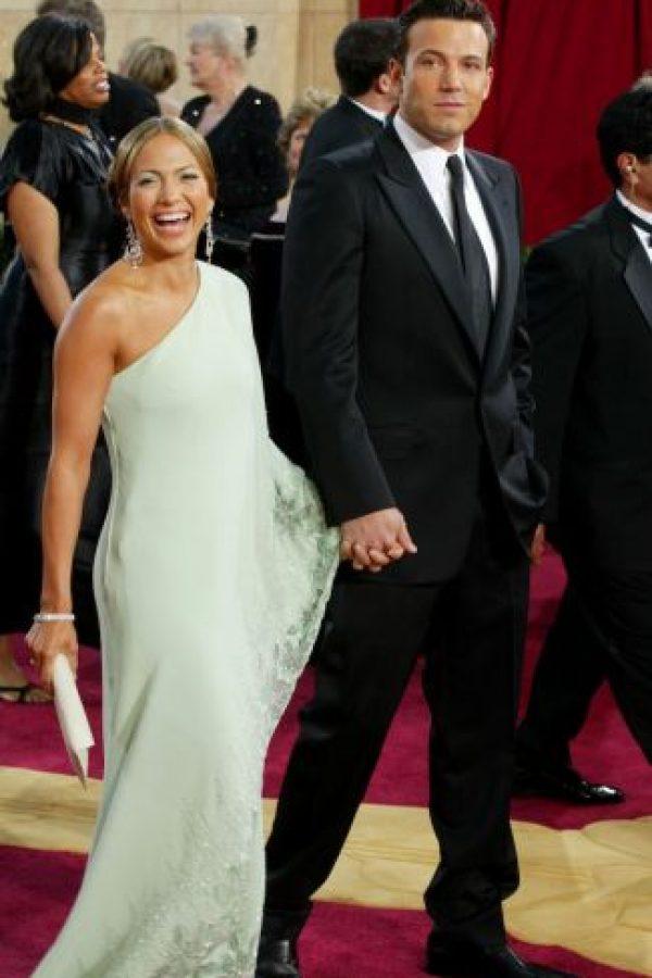 Pero la relación que sostuvo con JLo es una de las más conocidas en el mundo del espectáculo Foto:Getty