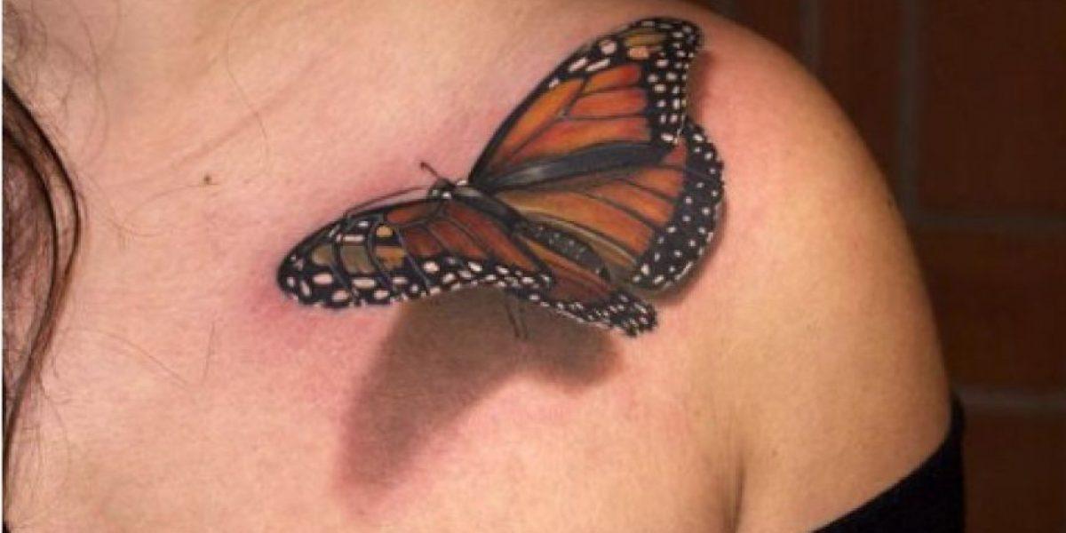Fotos: Tatuajes mórbidos en 3D que le harán retorcer su mente