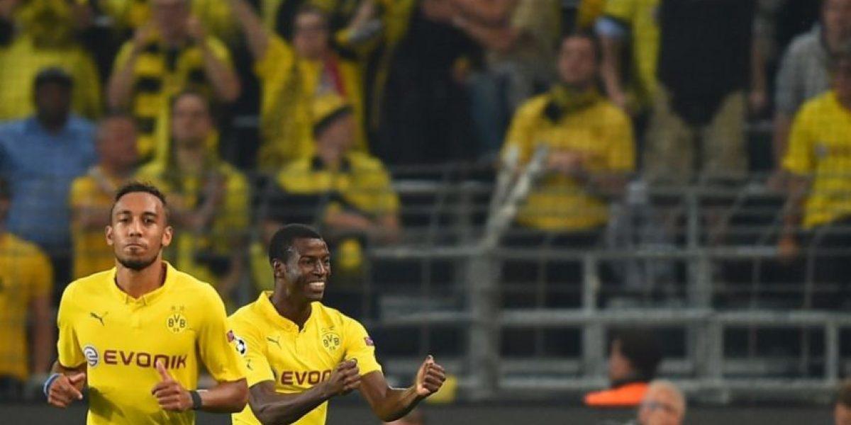 Tarde de ensueño para los colombianos en Champions