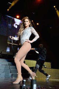 Es una de las latinas más influyentes del mundo de la música Foto:Getty