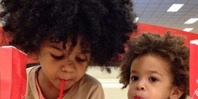Y su pueblo entero también lo es. Foto:Beautiful Black Babies/Tumblr