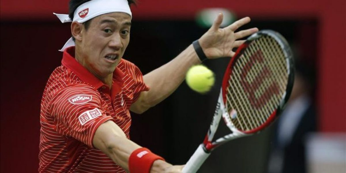 Nishikori y Raonic cumplen los pronósticos y avanzan a cuartos de final