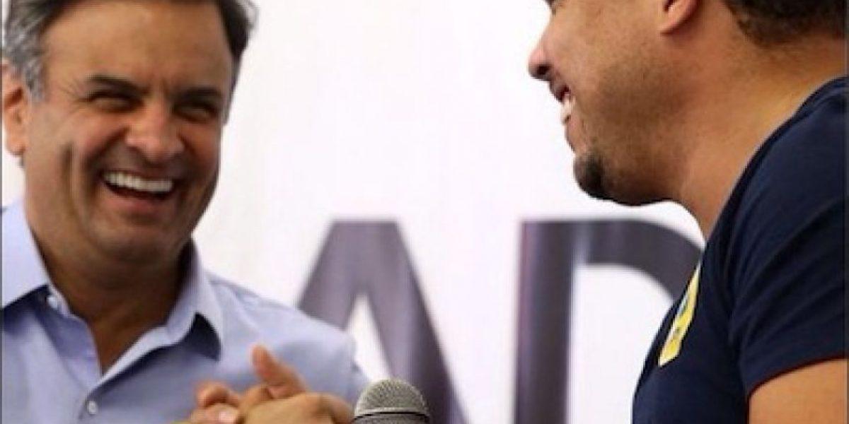 ¿A quién apoyan las celebridades en la elección presidencial de Brasil?