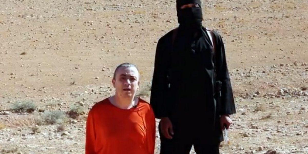 Estado Islámico difunde video con su cuarta decapitación