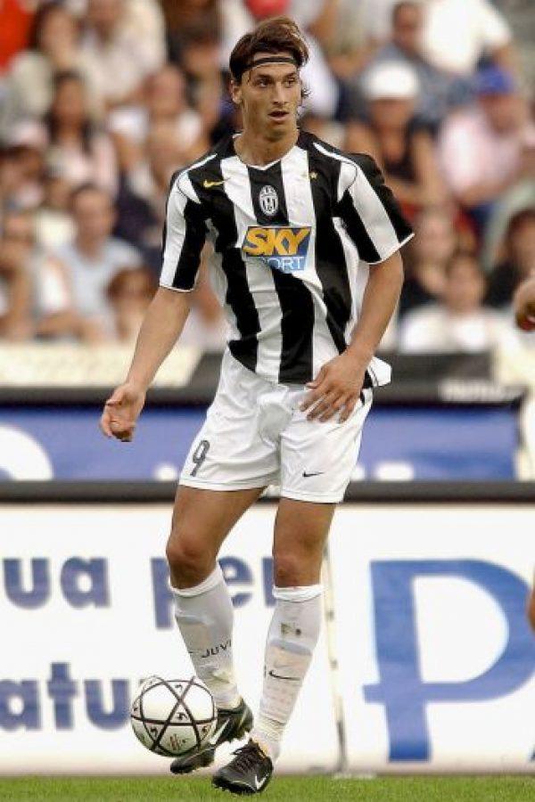 Más joven en la Juventus de Turín. Foto:Getty Images