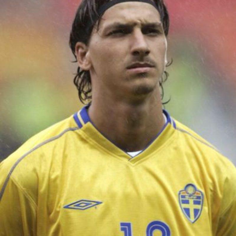 Representado a la selección sueca. Foto:Getty Images
