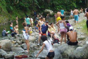 El paseo de olla no es guiso: De hecho es una tradición en pueblos y ciudades pequeñas de Colombia. Foto:Mi-web