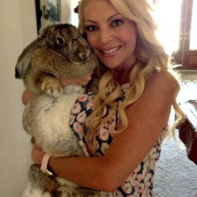 La mujer dejó la pornografía hace unos años Foto:Shelley Lubben vía Twitter