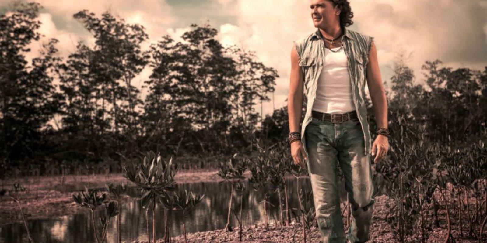 Aquel joven que ama el tropipop, es emprendedor y nacionalista Foto:Carlos Vives/Facebook
