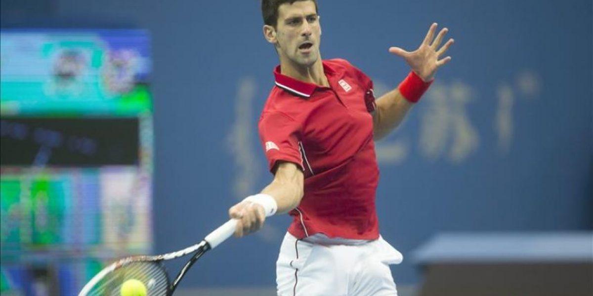 Djokovic, demasiado fuerte para Murray