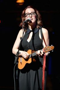 La cantante Ingrid Michaelson Foto: Getty Images