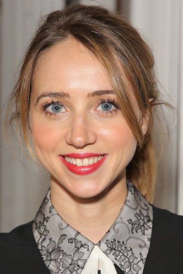 La actriz Zoe Kazan Foto: Getty Images