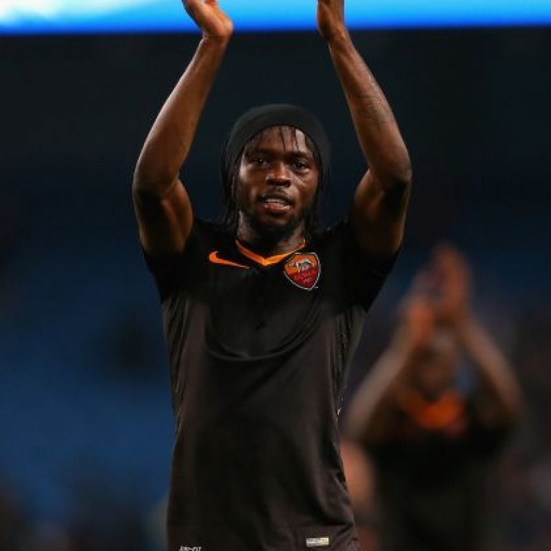 El marfileño Gervinho Foto: Getty Images