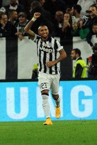 El chileno Arturo Vidal Foto: Getty Images
