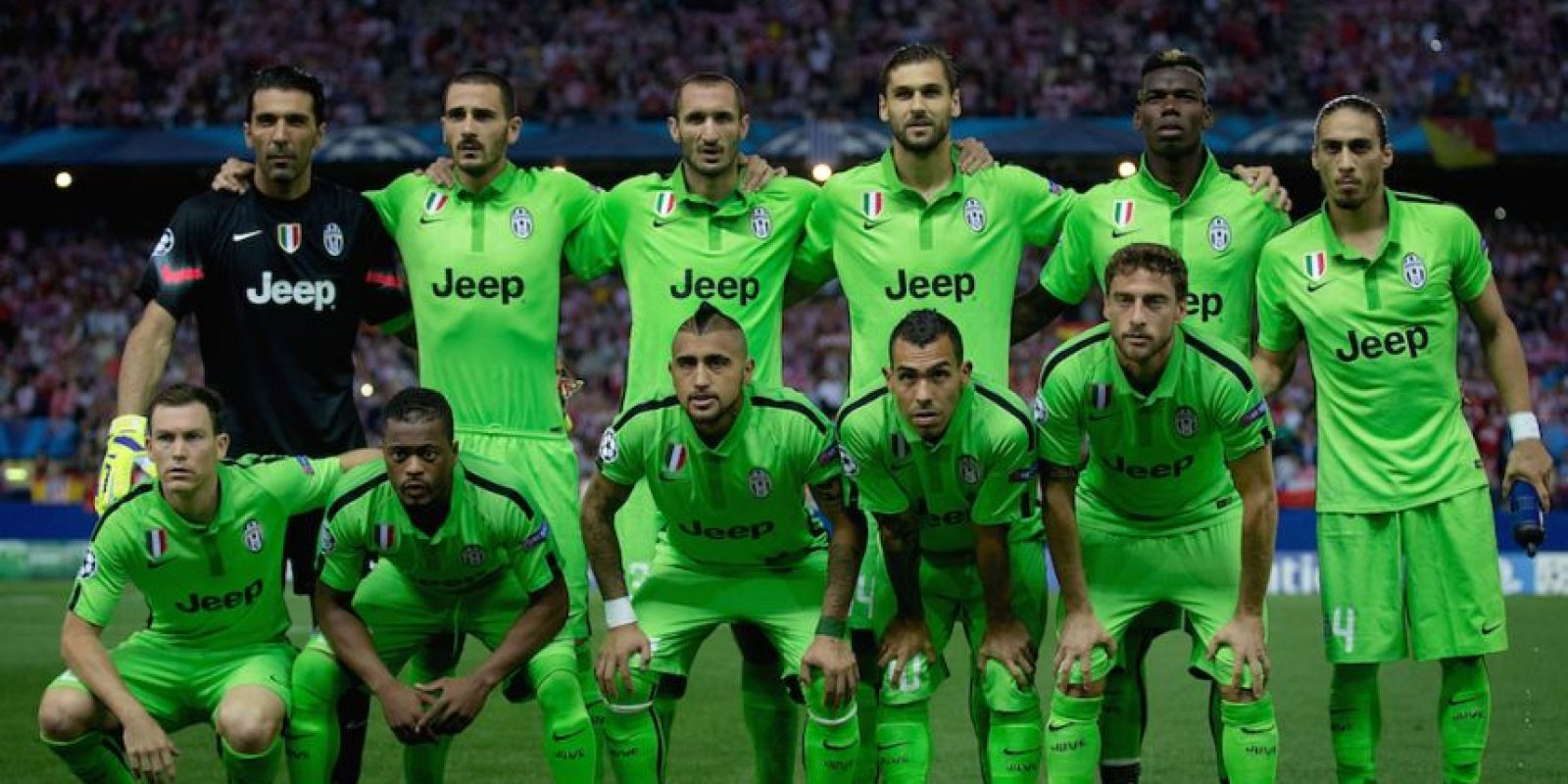 Juventus FC Foto: Getty Images