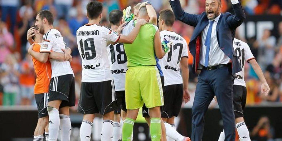 El Valencia se confirma como alternativa tumbando al campeón