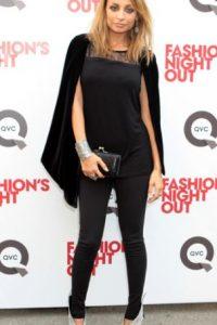 Nicole Richie admitió tener problemas severos de anorexia en el año 2006. Foto:Redes sociales