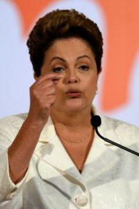 La presidenta Dilma Rousseff Foto:AFP