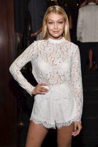 La modelo tuvo una relación con Cody Simpson Foto:Getty Images