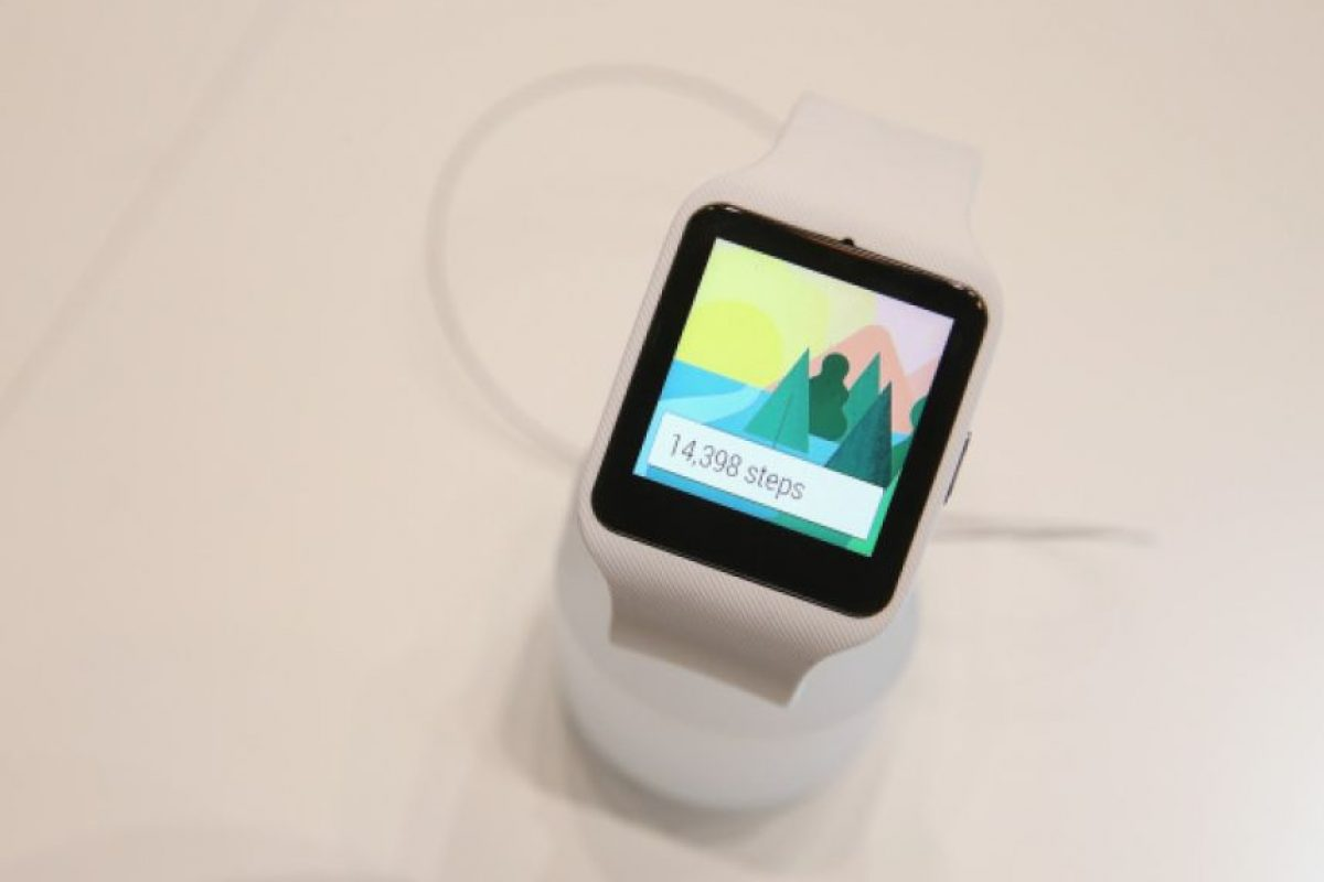 Smartwatch 3 de Sony Foto: Getty Images
