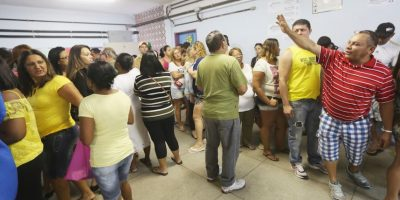 Así se vivieron las elecciones en Brasil Foto:Getty Images