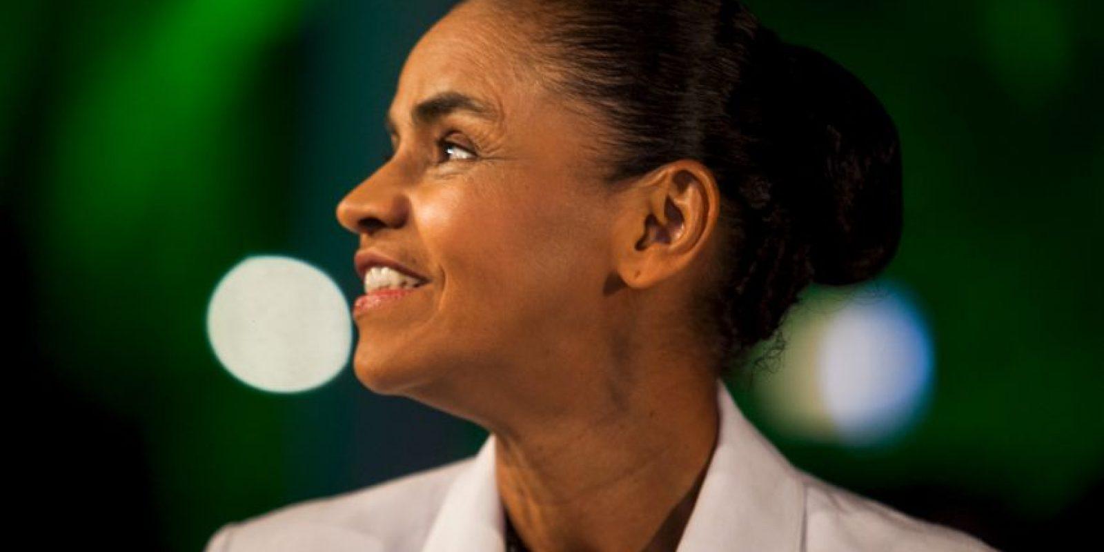 La candidata Mariana Silva Foto:Getty Images