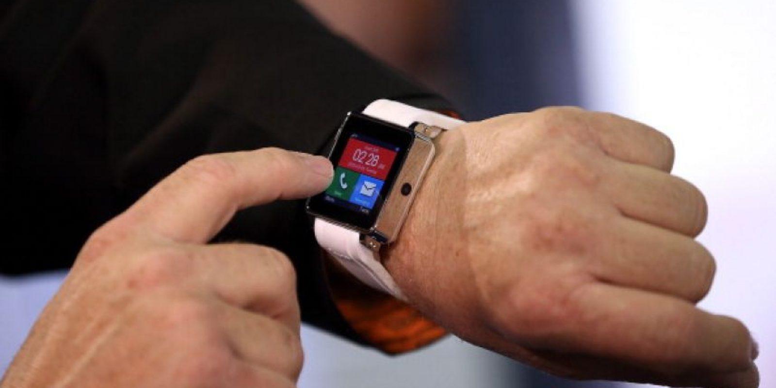 Burg 13, nuevo lanzamiento de la compañía de relojes inteligentes Burg. Foto:Getty Images