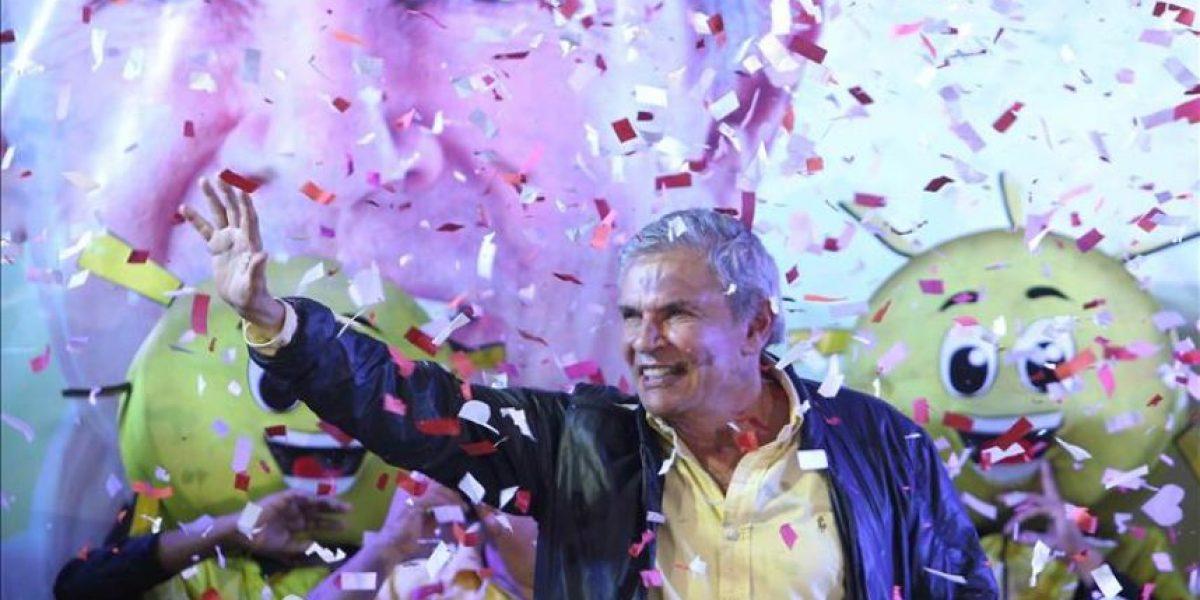 Luis Castañeda gana elección a la alcaldía de Lima con el 50 por ciento de los votos