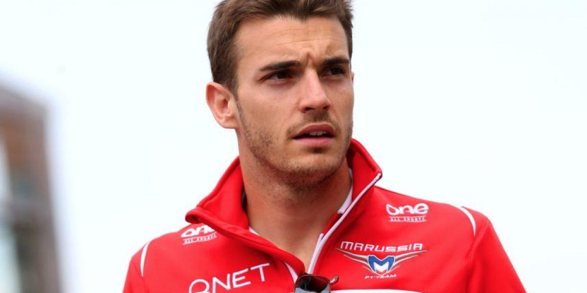 Impactante video del momento del accidente de Jules Bianchi