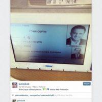 Ya han sido prohibidas por las autoridades electorales Foto:SelfieNaUrna
