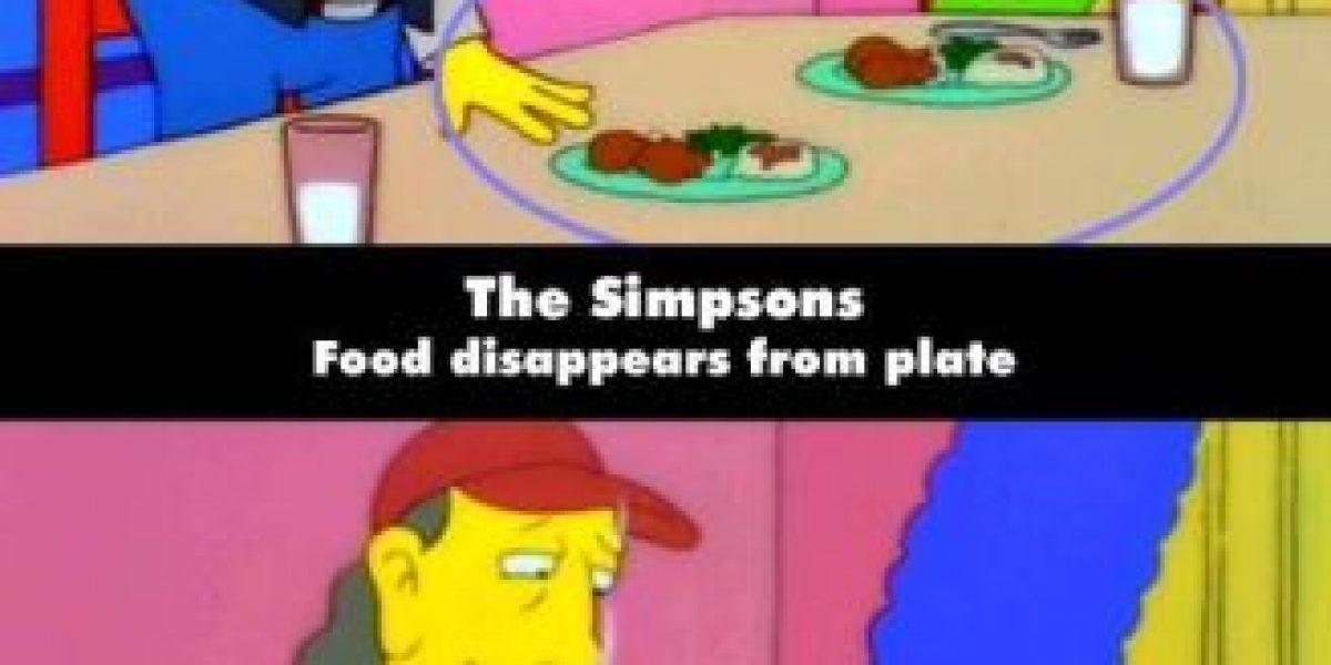 Galería: 13 errores que no notó en los capítulos de Los Simpsons