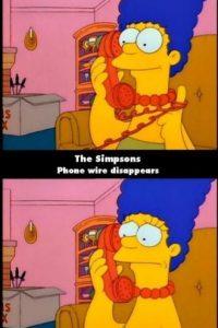 El cable del teléfono desaparece Foto:Fress.co