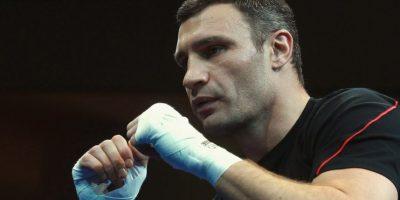 Vitali Klichkó, exboxeador ucraniano nombrado campeón emérito por el Consejo Mundial de Boxeo en 2013. Foto:Getty Images