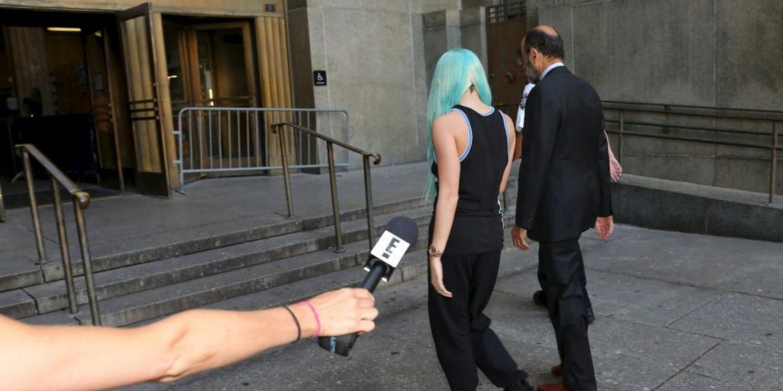 Anunció su compromiso el día de ayer en una revista Foto:Getty Images
